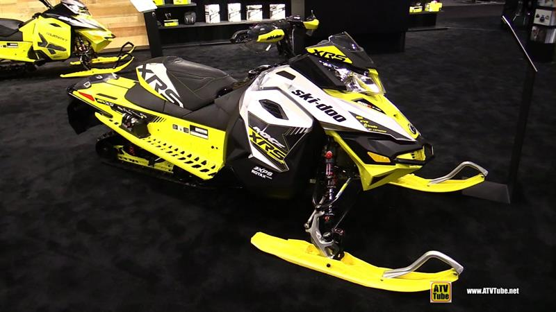 Skidoo Renegade X-RS 800R 2016