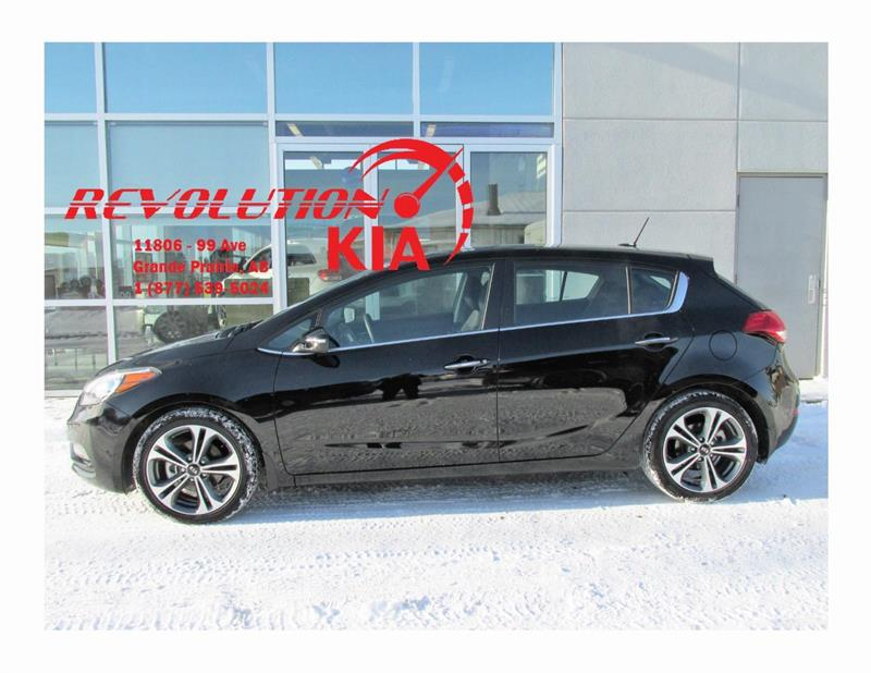 2016 Kia Forte 5-door EX WITH SUNROOF #N624370