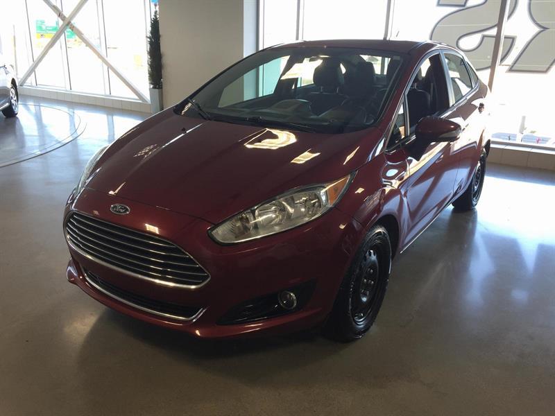 Ford Fiesta Titanium 2014 TOIT/CUIR/CAMERA/CEL #B7133A