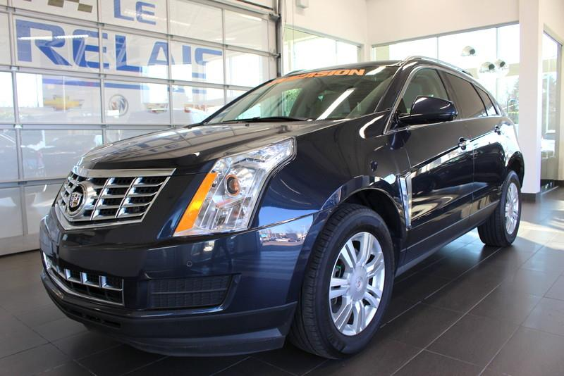 Cadillac SRX 2015 AWD Luxury #72134