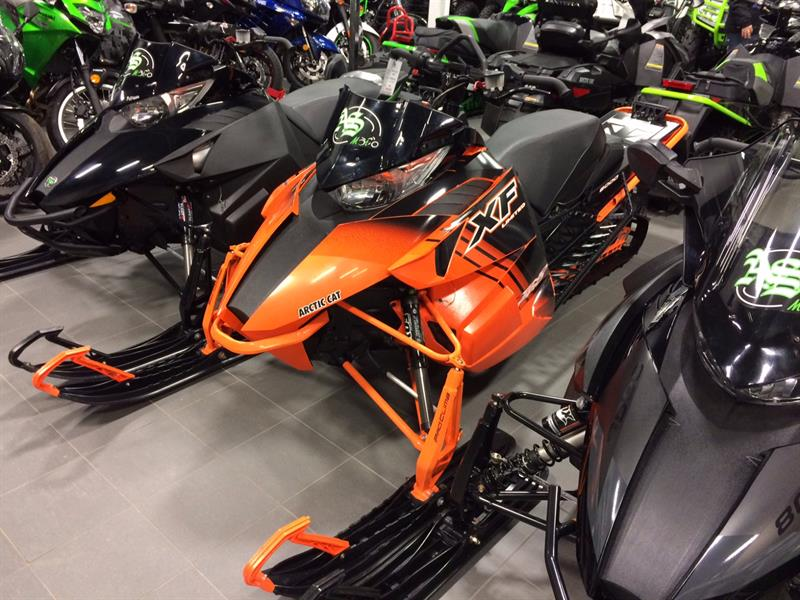 Arctic Cat XF 8000 2014 XF 8000 HC LTD 141''