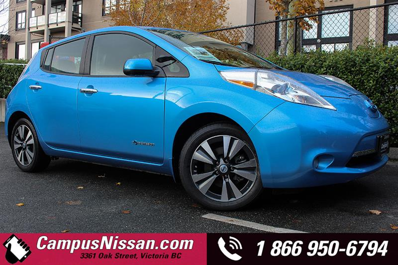 2014 Nissan Leaf SL PREMIUM TECH #JN2699