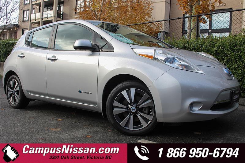 2014 Nissan Leaf SL PREMIUM TECH #JN2701