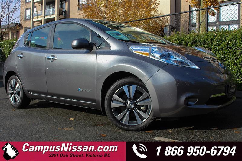 2015 Nissan Leaf SL  #JN2710