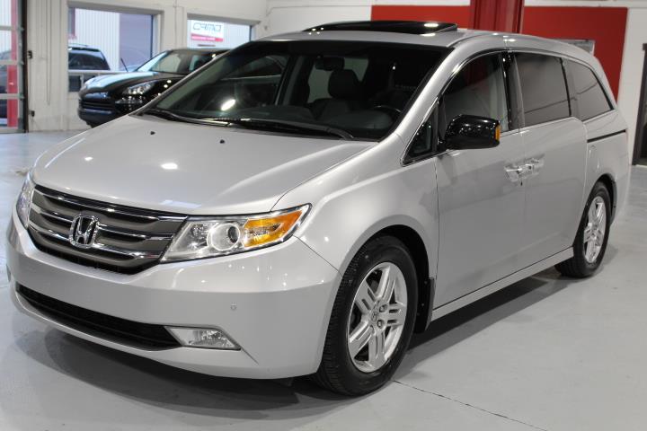 Honda Odyssey 2011 TOURING 4D Wagon #0000000368
