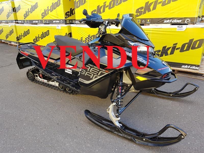Skidoo Renegade X 850 2017