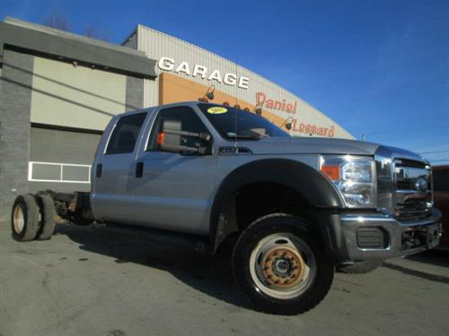 Ford f550 2011 occasion vendre notre dame des pins chez for Garage ford belley 01
