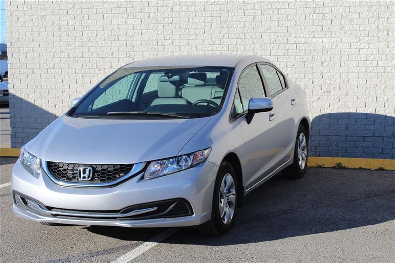 Honda Civic 2014 LX, SIEGE CHAUFFANT,BLUETOOTH,CAMERA DE RECULE #U1252