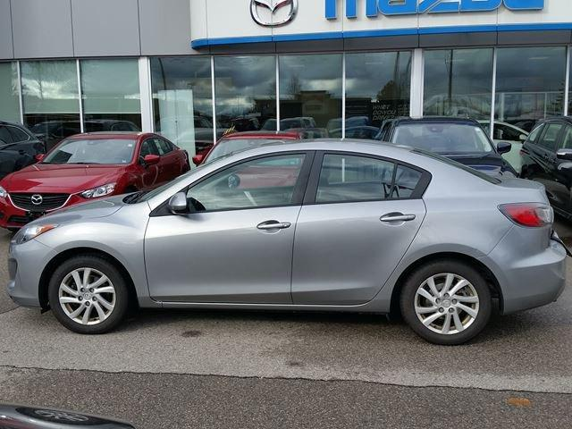 2012 Mazda 3 MAZDA3 GS-SKY #**JUST ARRIVED**17-1