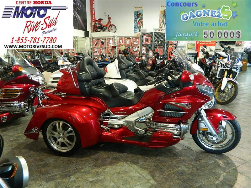 Honda Trike GL 1800  GOLDWING 2016