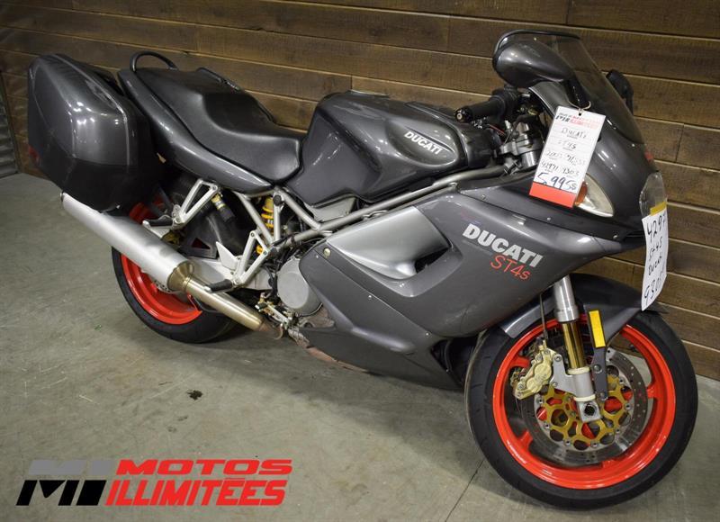 Ducati Sporttouring ST4S 2003