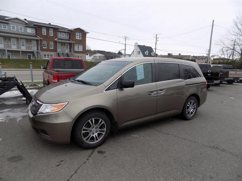 Honda Odyssey 2011 EX #AD5299