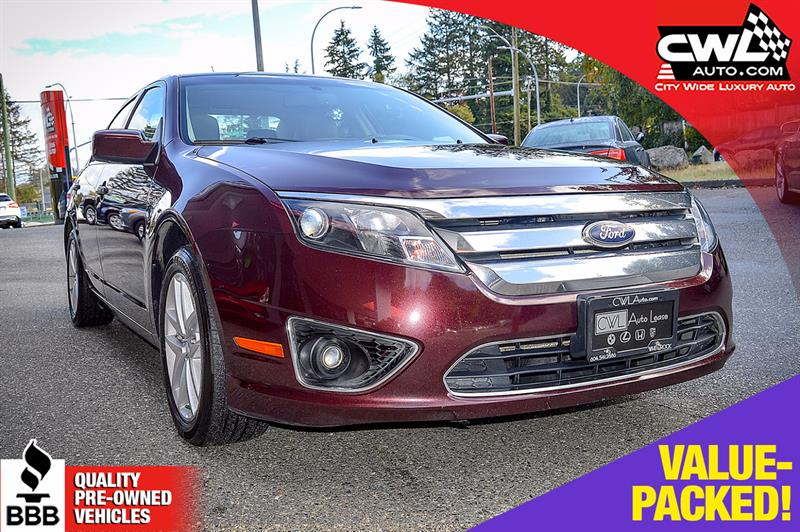 2011 Ford Fusion 4dr Sdn V6 SEL FWD #CWL8124M