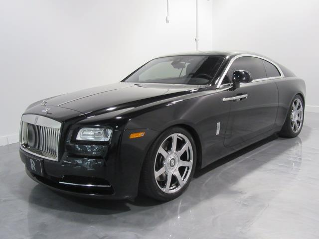 Rolls-Royce Wraith 2014 COUPE W12 624HP  #ASM52111