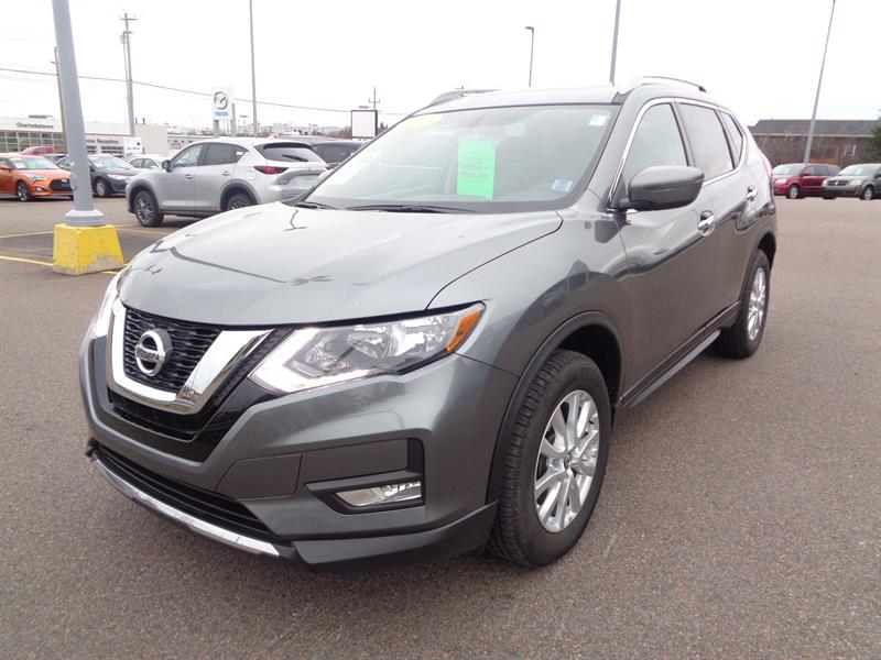 2017 nissan rogue sv awd 4dr used for sale in charlottetown at centennial auto group. Black Bedroom Furniture Sets. Home Design Ideas