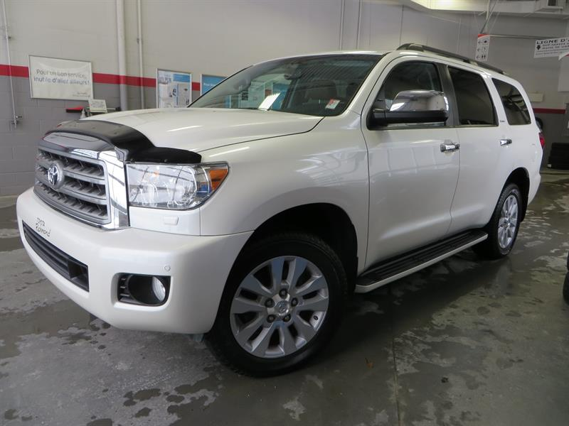 Toyota Sequoia 2014 4WD PLATINUM *EXCELLENTE CONDITION* #U7671