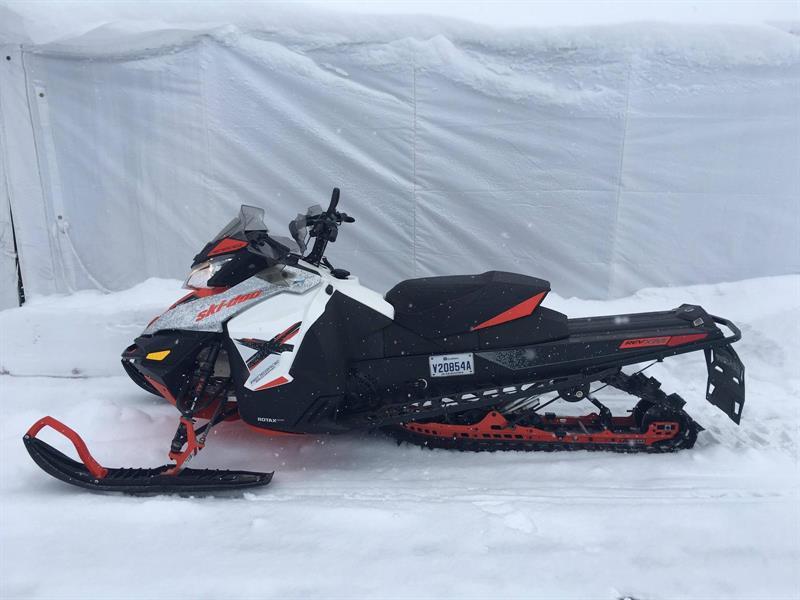 Ski-Doo RENEGADE BACKCOUNTRY 800ETEC 2016