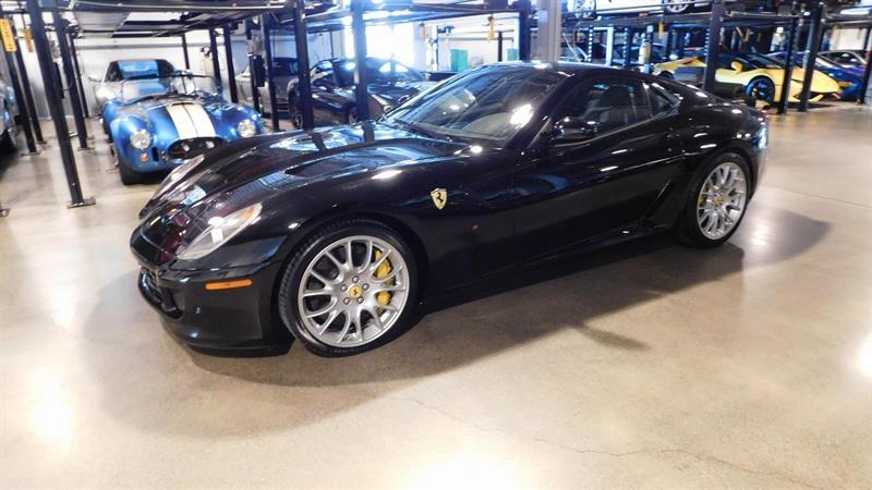 Ferrari 599 GTB 2009 MAGNIFICENT!