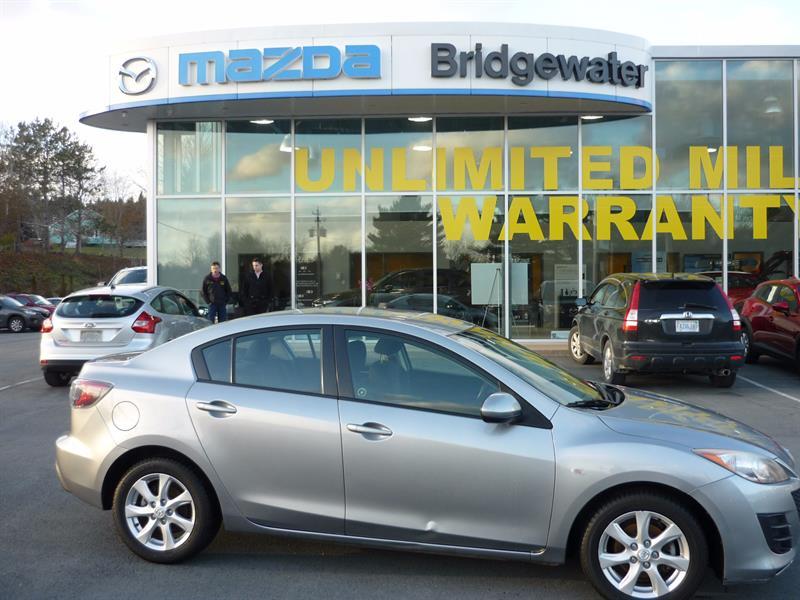 2010 Mazda MAZDA3 4dr Sdn #17159B