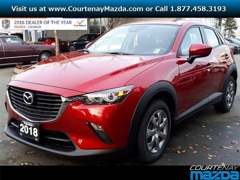 2018 Mazda CX-3 GX AWD at #18CX36393