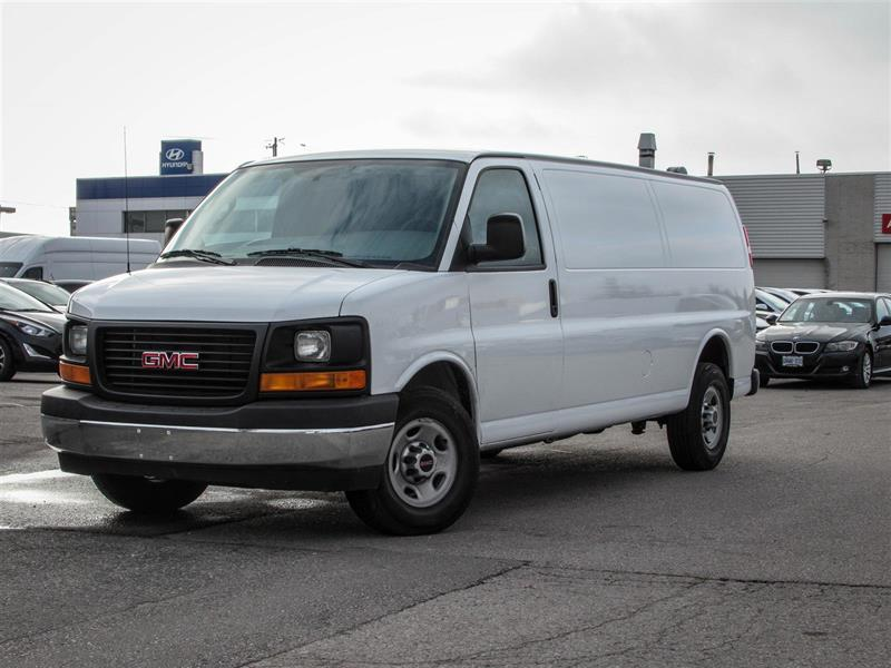 2017 GMC Savana REGULAR LENGTH #329862