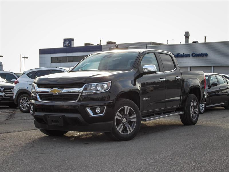 2016 Chevrolet Colorado #9X640