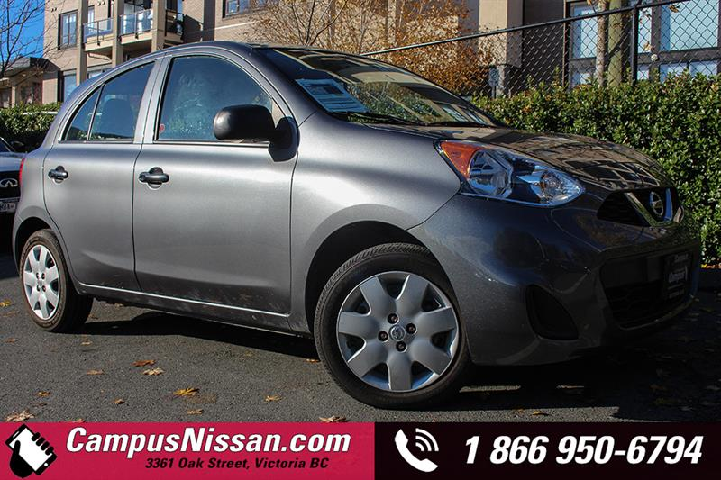 2016 Nissan Micra S #A7106