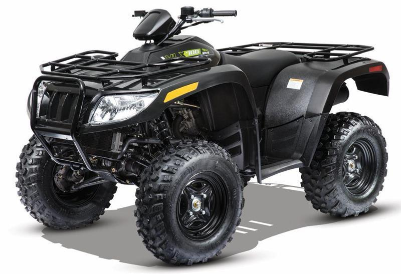 Arctic Cat VTT ALTERRA 700 2018