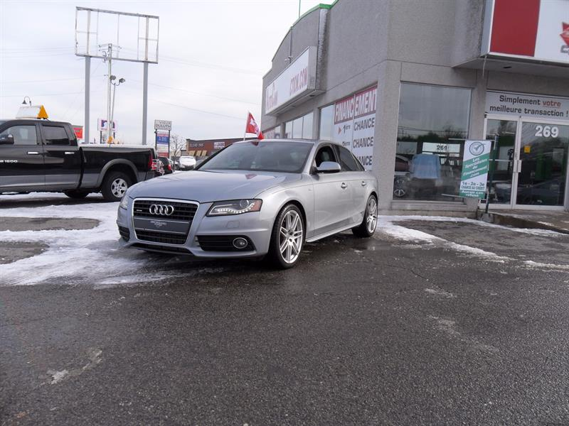 Audi A4 2010   Quattro 2.0T Premium S line #F170028