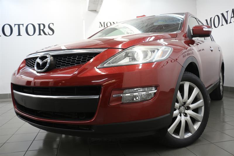 2007 Mazda CX-9 SUNROOF LEATHER ELECT SEATS 7 PASSENGER  #8116