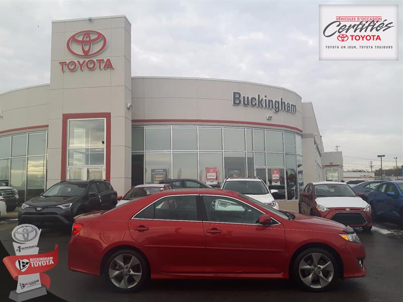 Toyota Camry 2012 SE #15098A