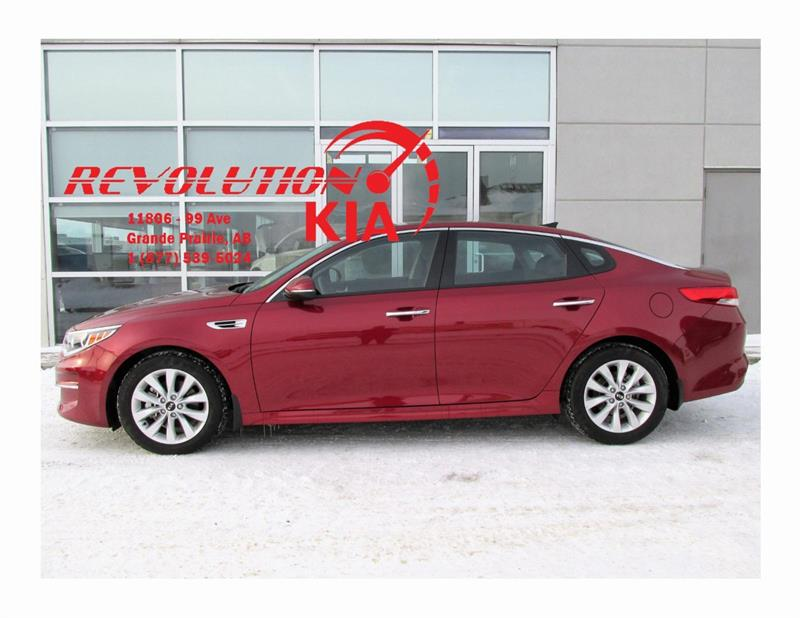 2016 Kia Optima EX TECH #N081226