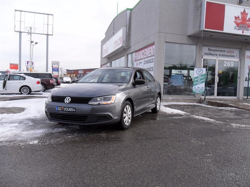 Volkswagen Jetta Sedan 2012 4dr 2.0L Man #F170050-04