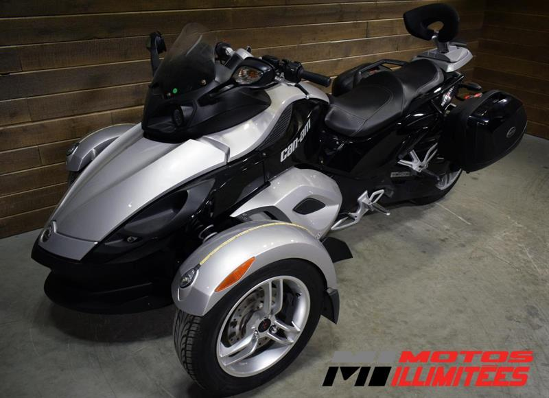 Can-am SPYDER RS SM-5 2009