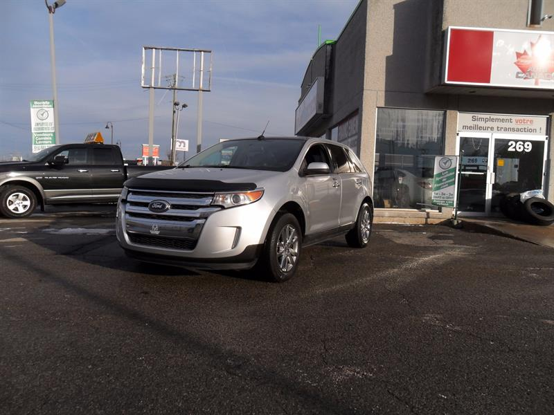 Ford EDGE 2011 4dr SEL AWD #F170088-04