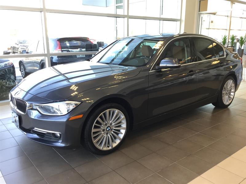 BMW 3 Series 2014 328Xi ** SEDAN ** GPS #pu5593