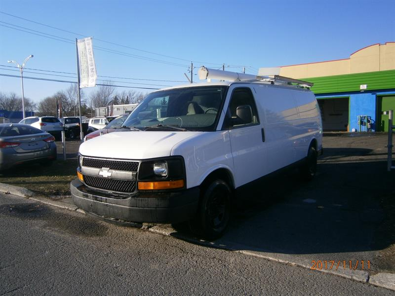 Chevrolet Express Cargo Van 2009 RWD 2500 155 #F170019-03