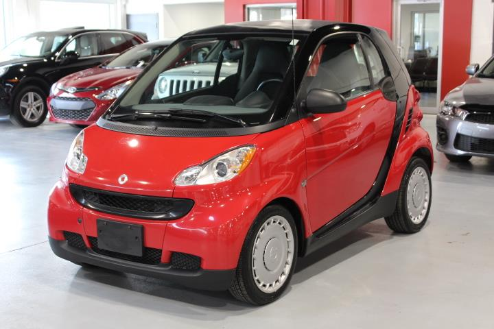 Smart fortwo 2010 PURE 2D Coupe #0000000371