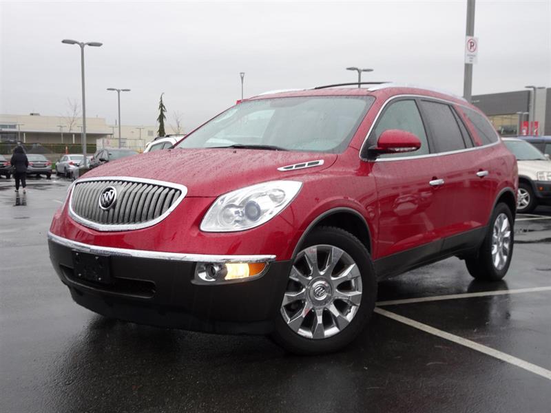 2012 Buick Enclave CXL AWD! 6 Months Powertrain Warranty! #X0134A