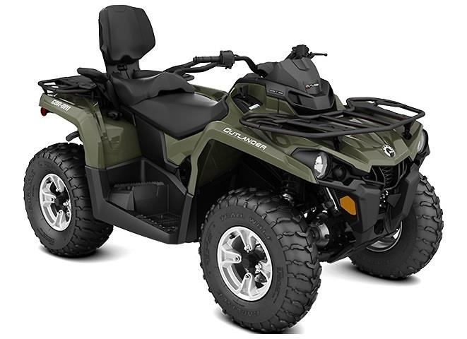 Can-am Outlander Max 570 2017