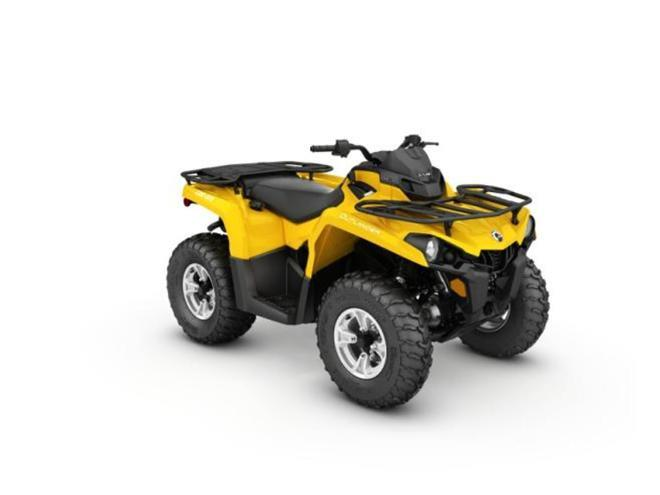 Can-am Outlander 450 2017