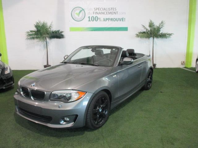 BMW 1 Series 2012 2dr Conv 128i SULEV #2068-11