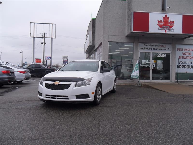 Chevrolet Cruze 2012 4dr Sdn LS w-1SA #F170043-04