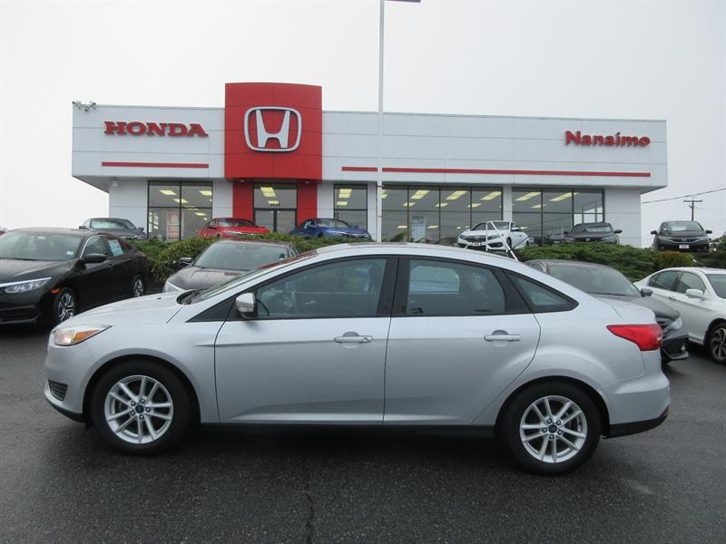 2015 Ford Focus 4dr Sdn SE #H15616A