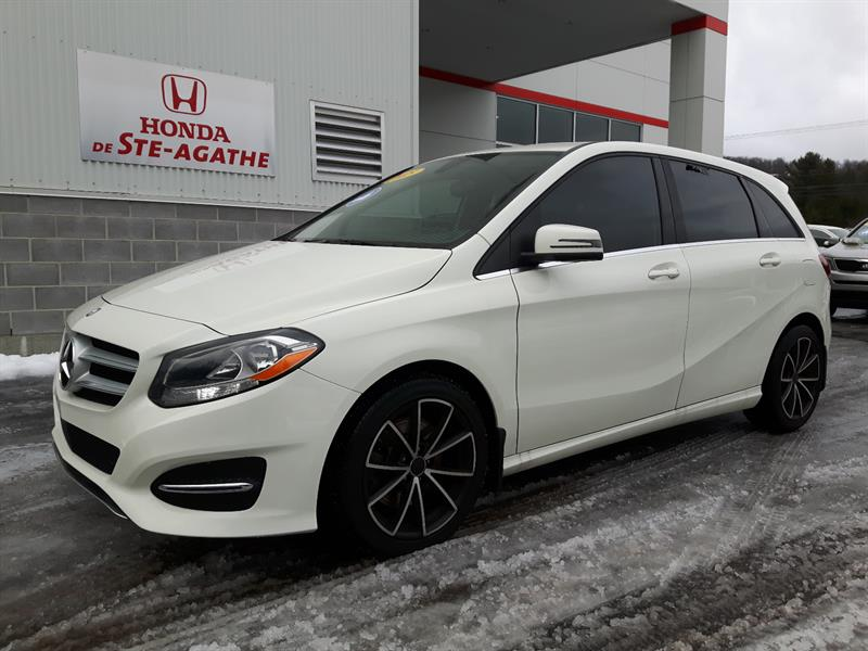 Mercedes-Benz B-Class 2015 B 250 Sports 4MATIC **PNEUS HIVER INCLUS SUR MAG** #h340xa