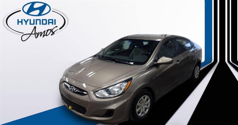 Hyundai Accent 2013 GL #26174