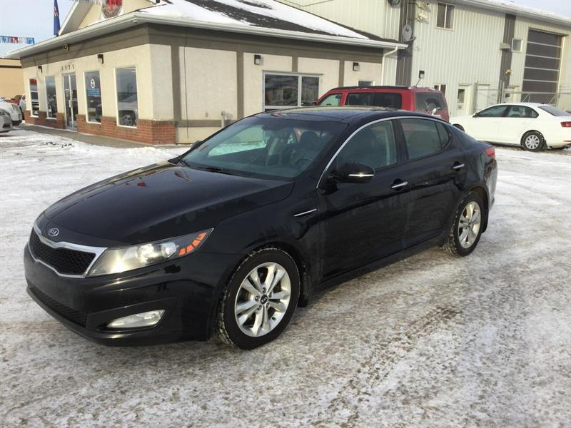 2012 Kia Optima EX #K271772