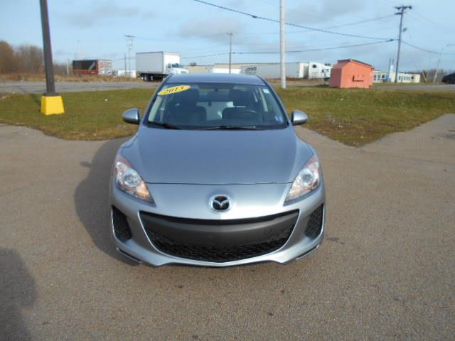 2013 Mazda MAZDA3 4dr Sdn GX #MP-2391A