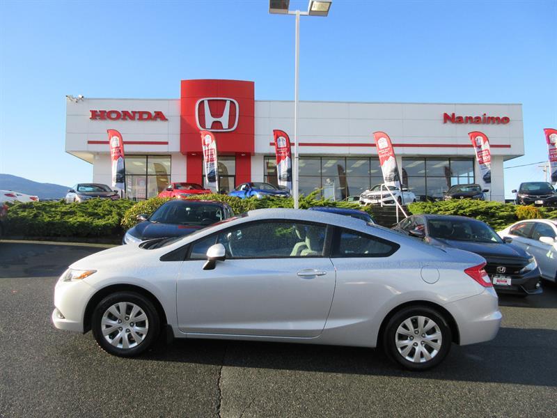 2012 Honda Civic Cpe 2dr Man LX #H15416A