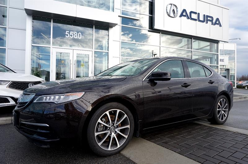 sedan at acura outlet serving elizabeth auto used fwd detail tlx